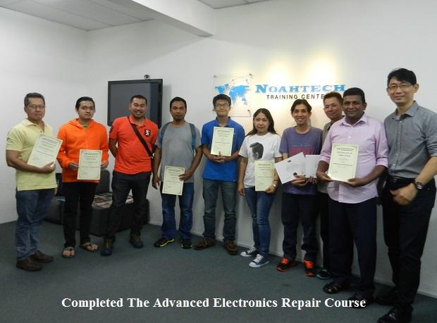 ELECTRONIC TRAINING MALAYSIA