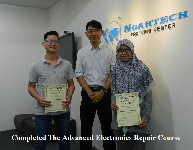 STUDY ELECTRONIC COURSE