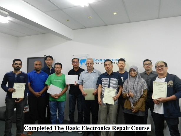 Electronics Fault Finding Training Course