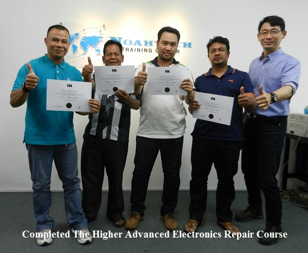 electronic training course