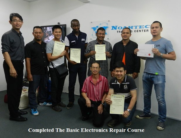 electronics training classes
