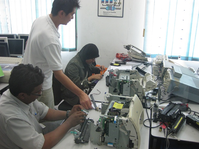printer repair courses