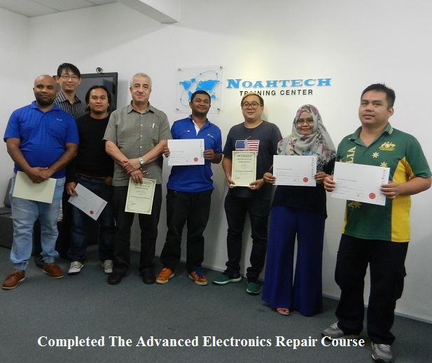 training electronic repair