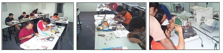 types of repair course