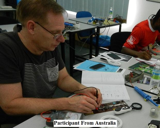 australia student