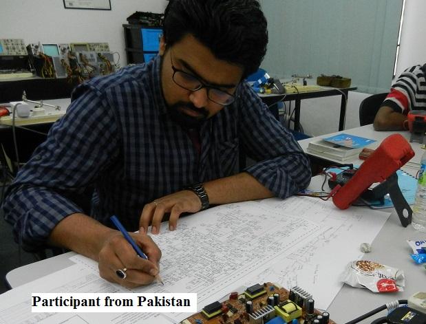 pakistan student