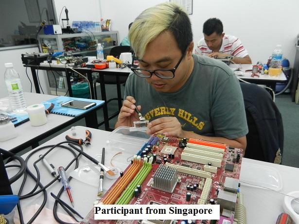 singapore student