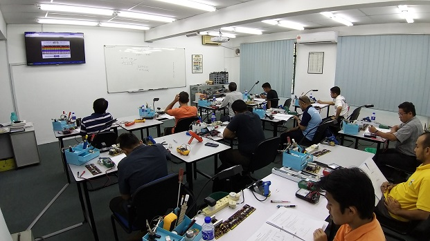 training repair course