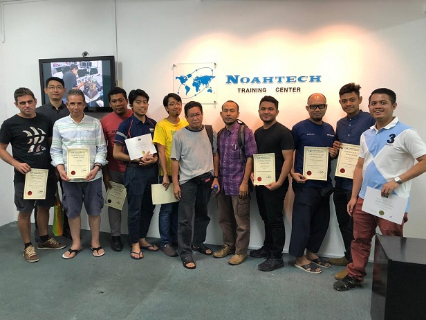 graduates in electronics