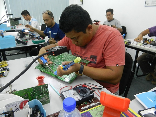 technical repair course in Malaysia